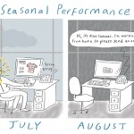 Alan Summer seasonal performance review small