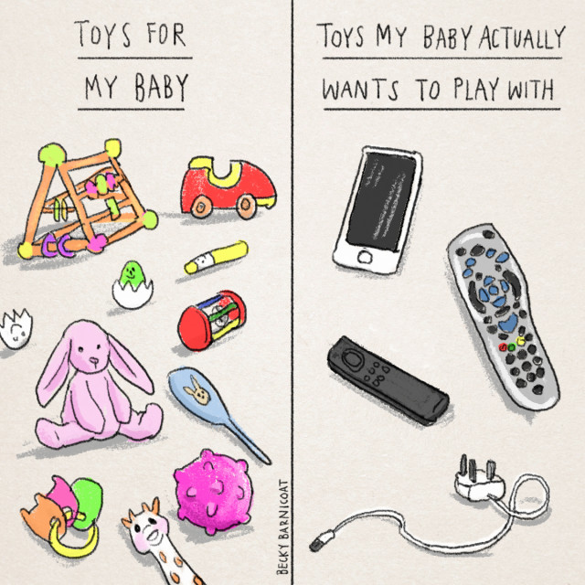 Toys for my baby